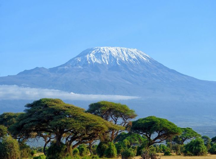 KILIMANJARO CLIMB - MACHAME ROUTE - GROUP ONLY